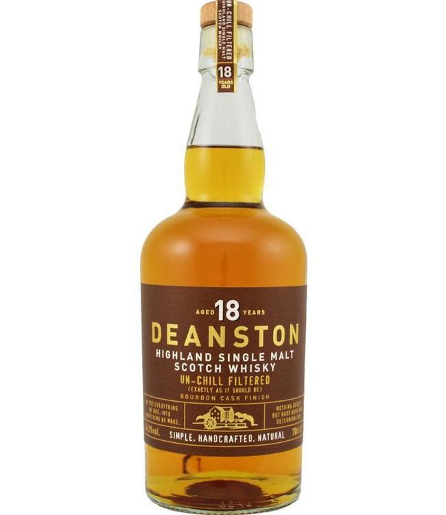 Deanston Deanston 18 jaar
