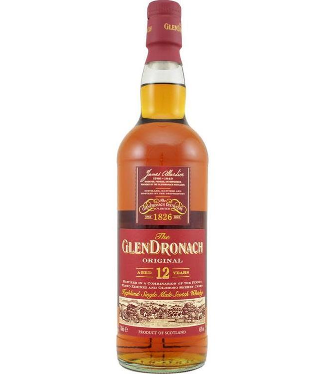 Glendronach Glendronach 12 jaar Original