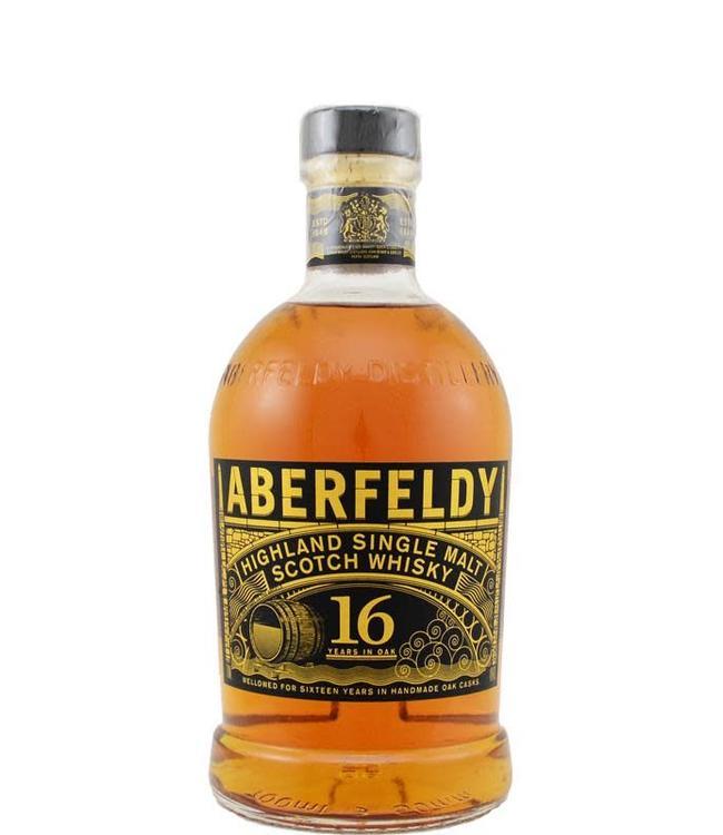 Aberfeldy Aberfeldy 16 jaar oud