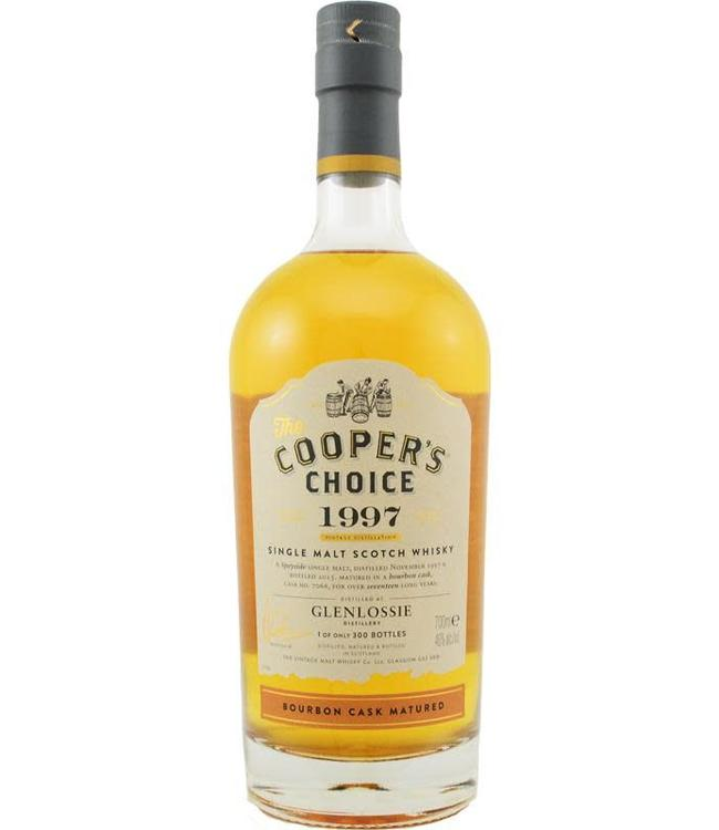 Glenlossie Glenlossie 1997 The Vintage Malt Whisky Co Ltd.