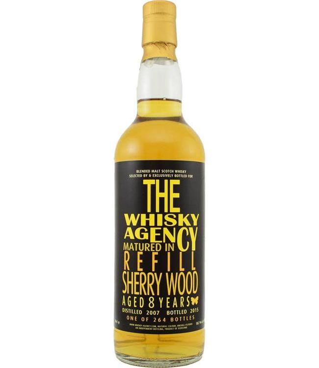Blended Malt 2007 The Whisky Agency