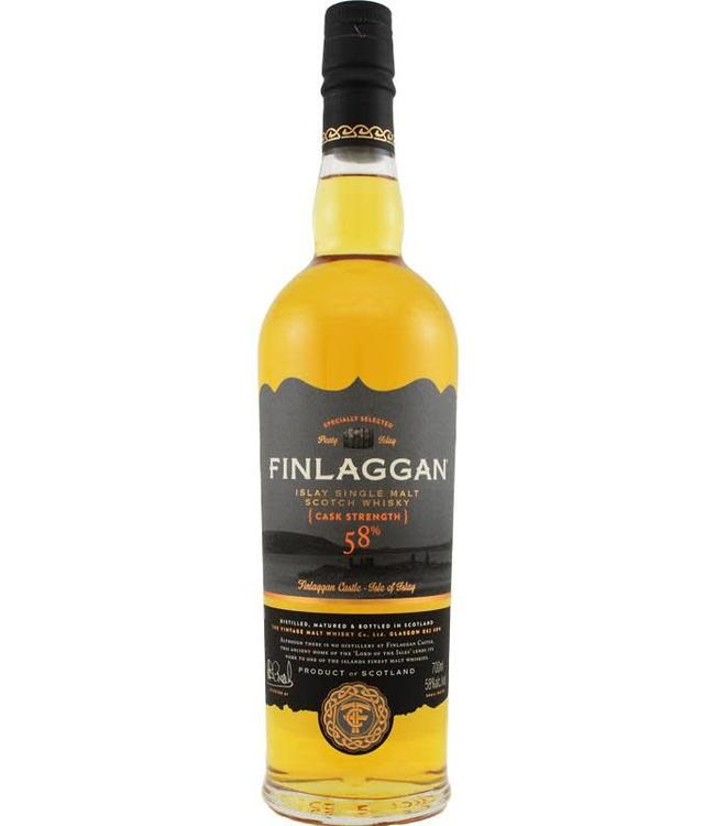 Finlaggan Finlaggan Cask Strength The Vintage Malt Whisky Co Ltd.