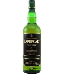 Laphroaig 25 jaar - 46.8%