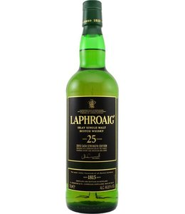 Laphroaig 25-year-old - 46.8%