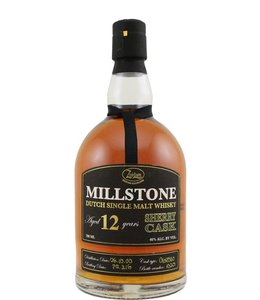 Millstone 12 jaar Sherry