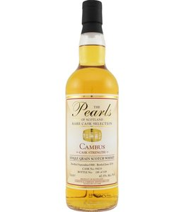 Cambus 1988 Pearls of Scotland - 47,5%