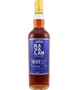 Kavalan Solist Barrique - W120727018A