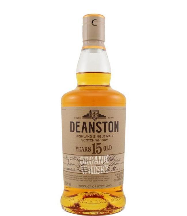 Deanston Deanston 15 jaar Organic