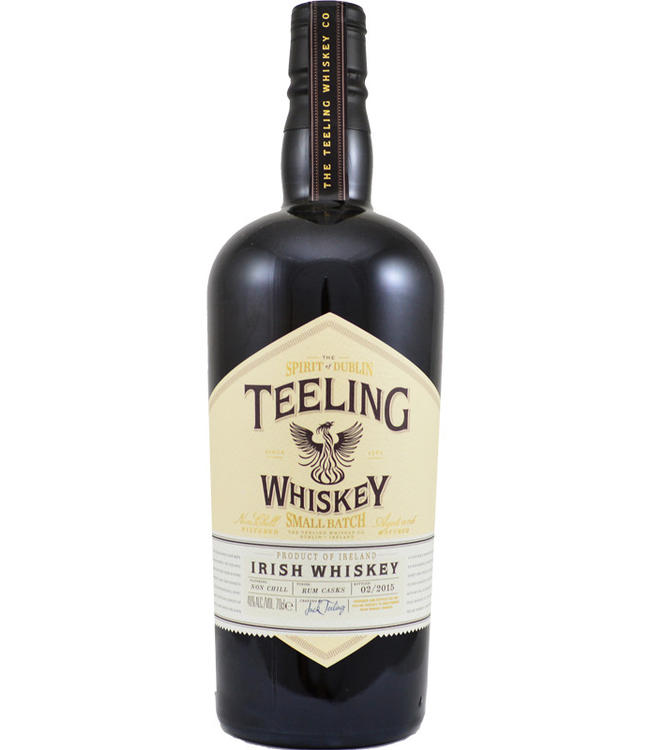 Teeling Teeling Small Batch Rum Cask