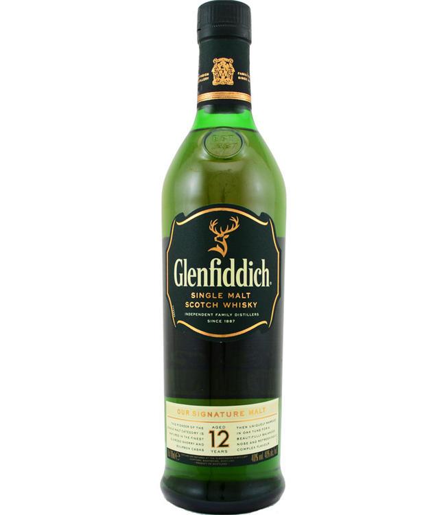 Glenfiddich Glenfiddich 12 jaar