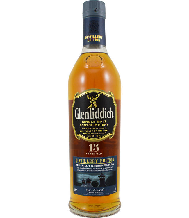 Glenfiddich Glenfiddich 15-year-old - 51%