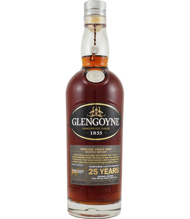 Glengoyne Glengoyne 25-year-old