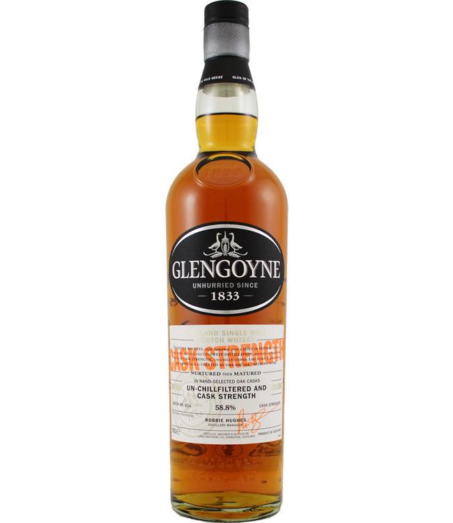 Glengoyne Glengoyne Cask Strength #4