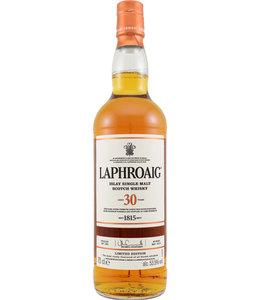 Laphroaig 30 jaar - 53.5%