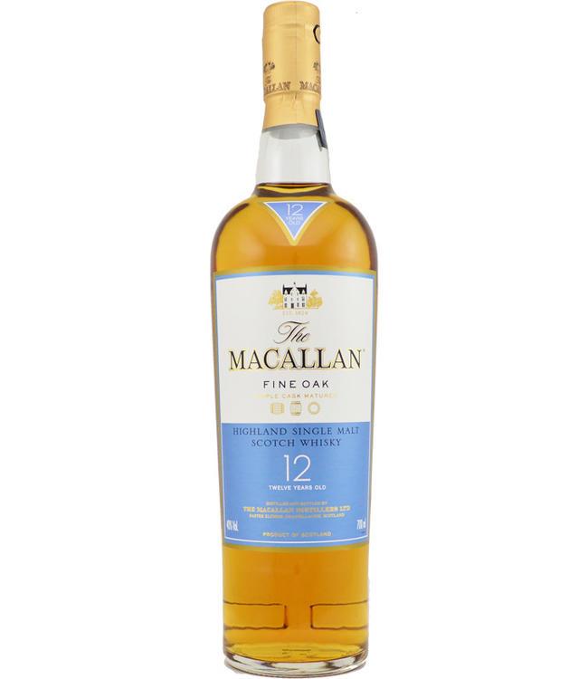 Macallan Macallan 12-year-old Fine Oak