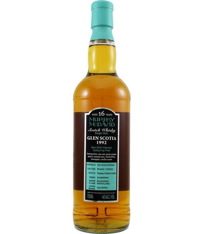 Glen Scotia Glen Scotia 1992 Murray McDavid