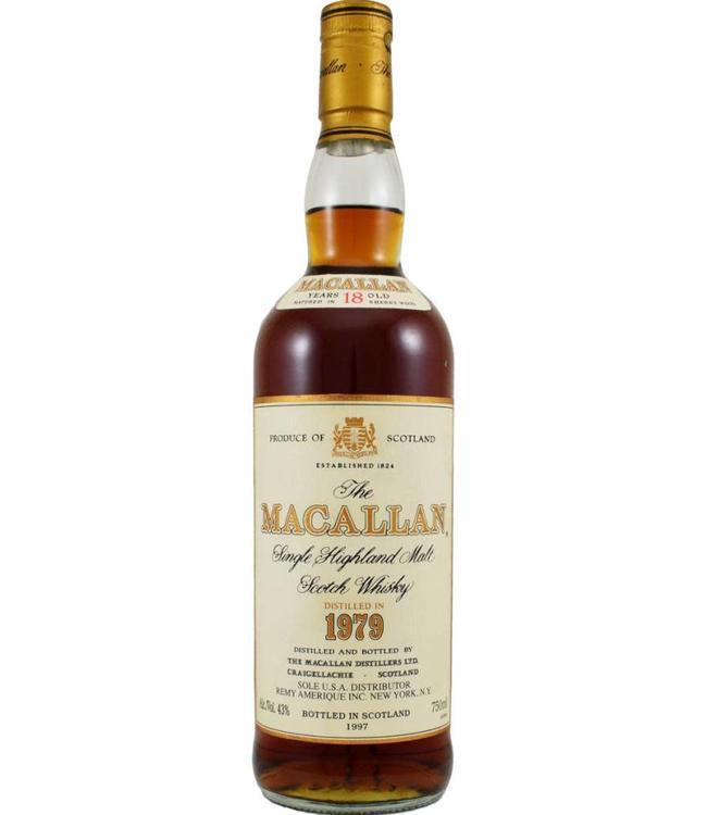 Macallan Macallan 1979