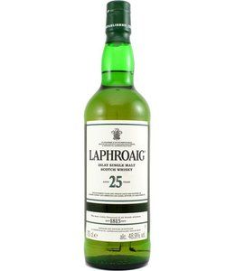 Laphroaig 25-year-old 2017 edition - 48.9%