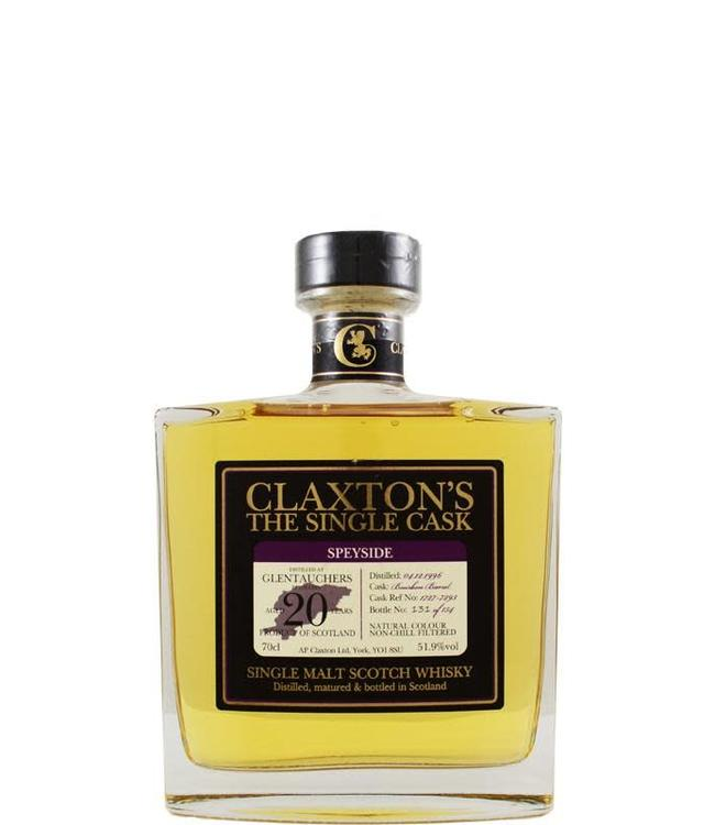 Glentauchers Glentauchers 1996 Claxton's - 51.9%