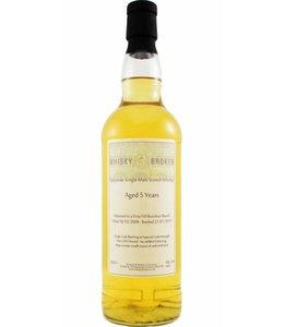 Speyside 05-year-old Whiskybroker