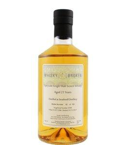 Strathmill 1996 Whiskybroker