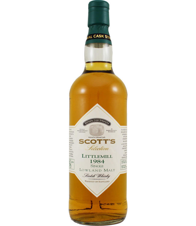 Littlemill Littlemill 1984 Scott's Selection