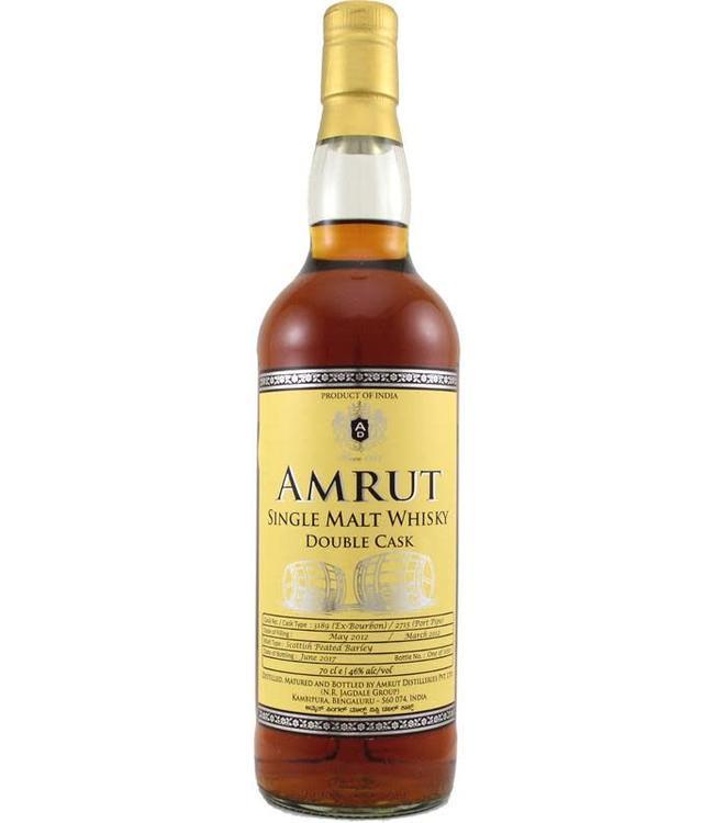 Amrut Amrut Double Cask - C# 3189