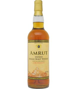 Amrut Cask Strength 61.8%