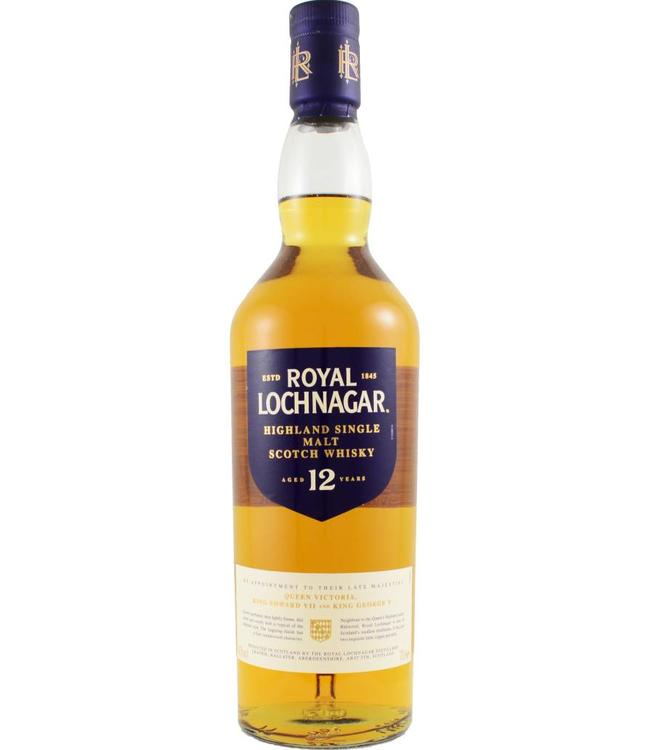Royal Lochnagar Royal Lochnagar 12-year-old