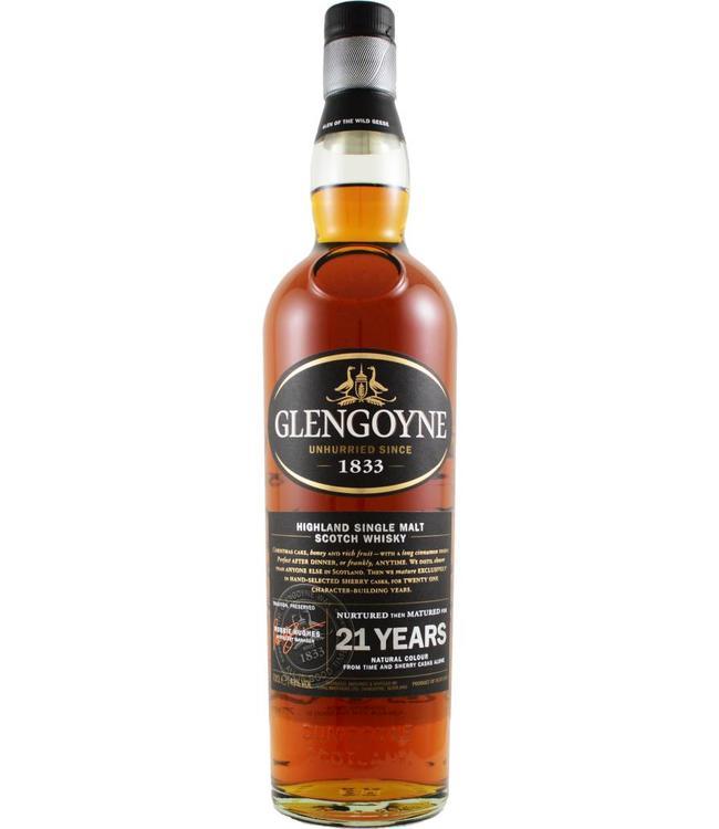 Glengoyne Glengoyne 21 jaar