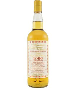 Tobermory 1996 Alambic Classique  - 58.8%