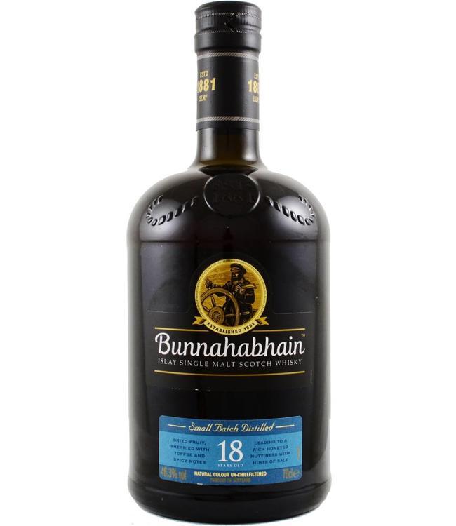 Bunnahabhain Bunnahabhain 18-year-old