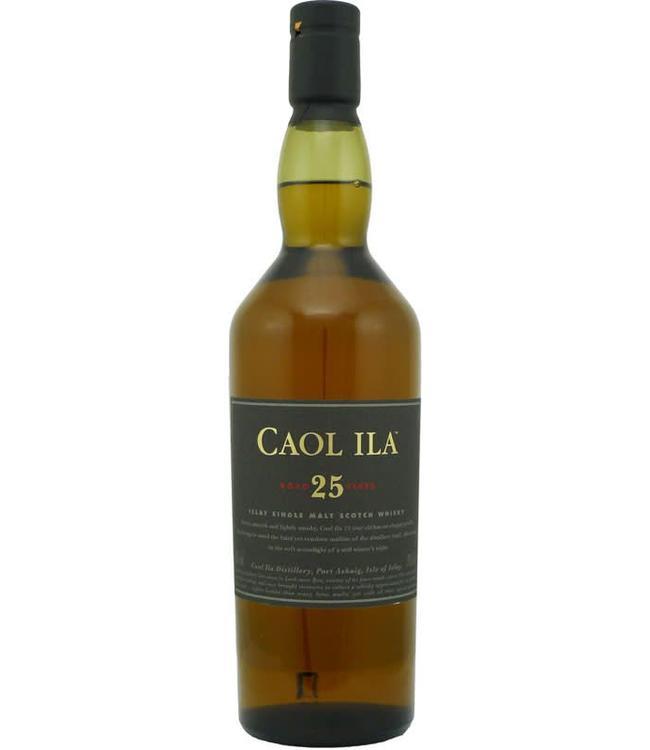 Caol Ila Caol Ila 25 jaar