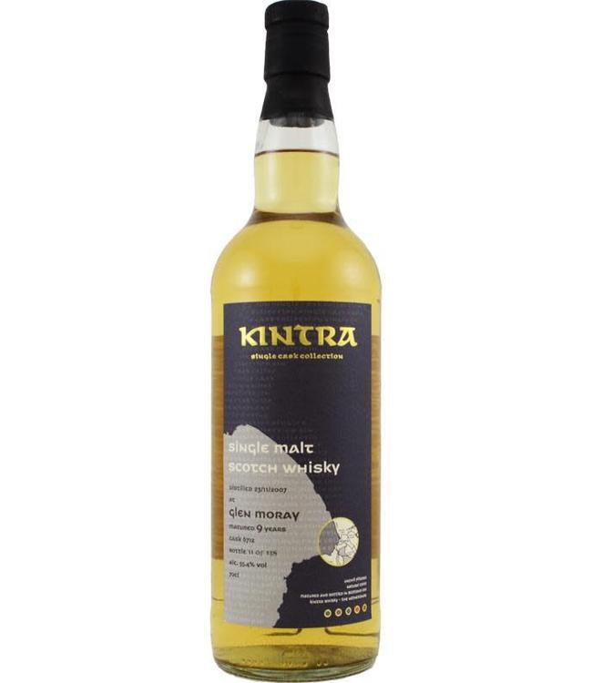 Glen Moray Glen Moray 2007 KiW Kintra Whisky