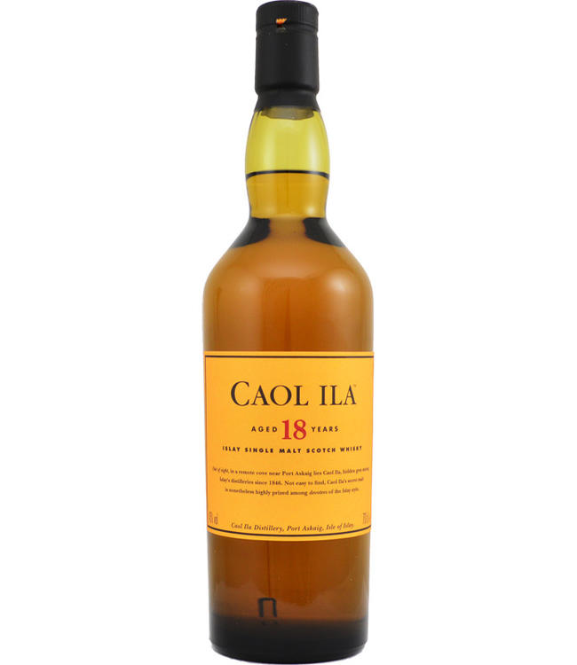 Caol Ila Caol Ila 18 jaar