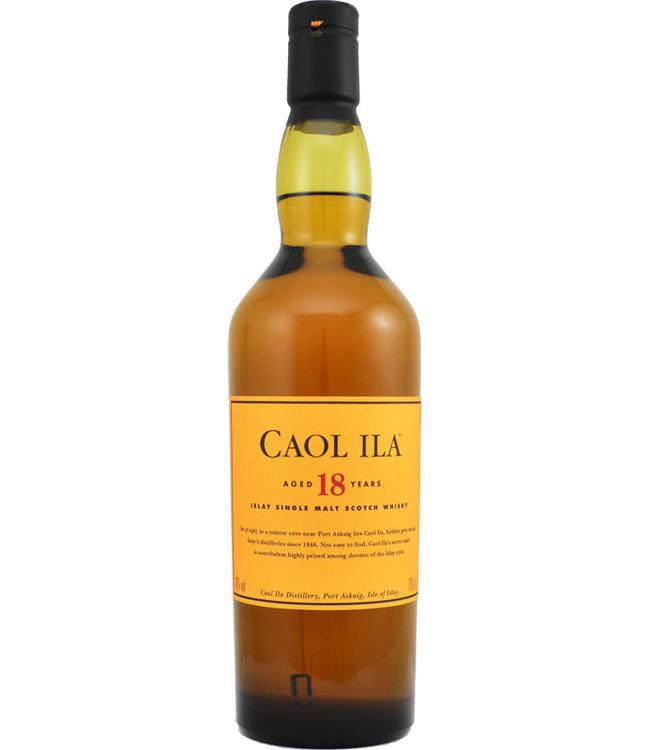 Caol Ila Caol Ila 18-year-old