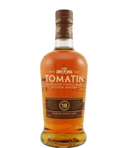 Tomatin 18-year-old
