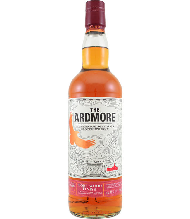 Ardmore Ardmore 12-year-old Port Finish