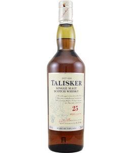 Talisker 25 jaar - b.2017