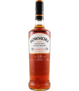Bowmore 15 jaar Darkest