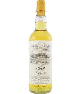 Speyside 1992 Whisky Doris 48.7%