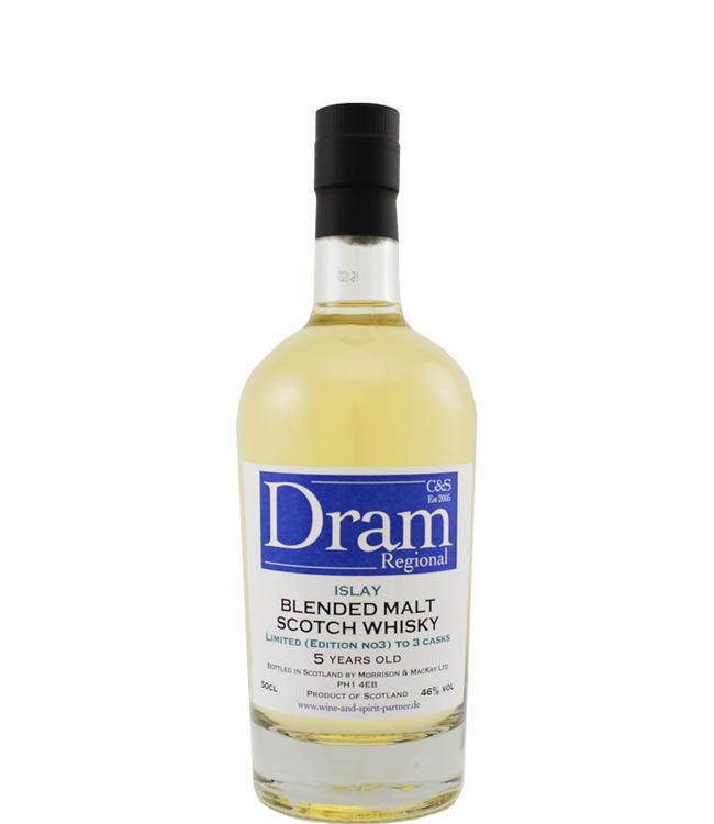 UD Dram Regional - Islay - 3 Dram Collection