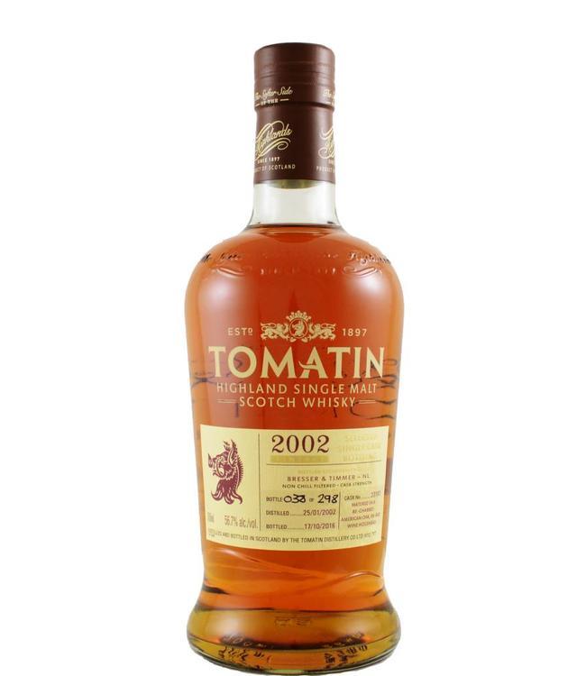 Tomatin Tomatin 2002