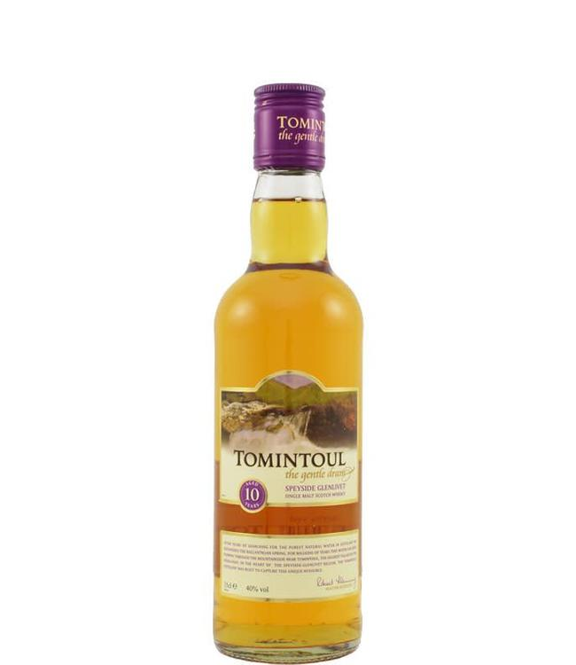 Tomintoul Tomintoul 10-year-old - 35 cl