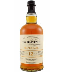 Balvenie 12-year-old Triple Cask