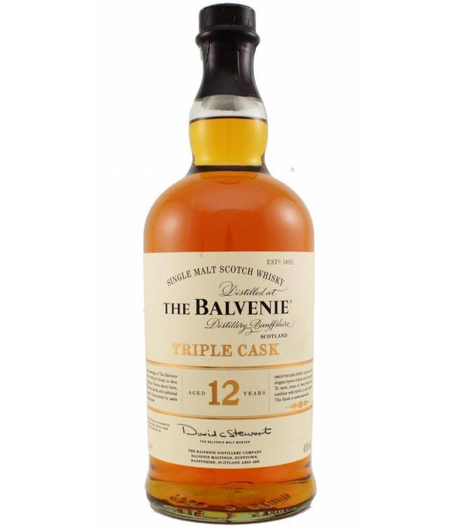Balvenie Balvenie 12-year-old Triple Cask