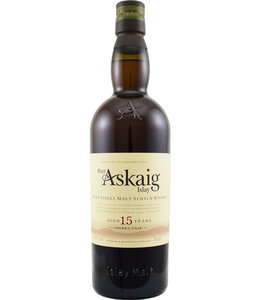 Port Askaig 15-year-old - Sherry Cask