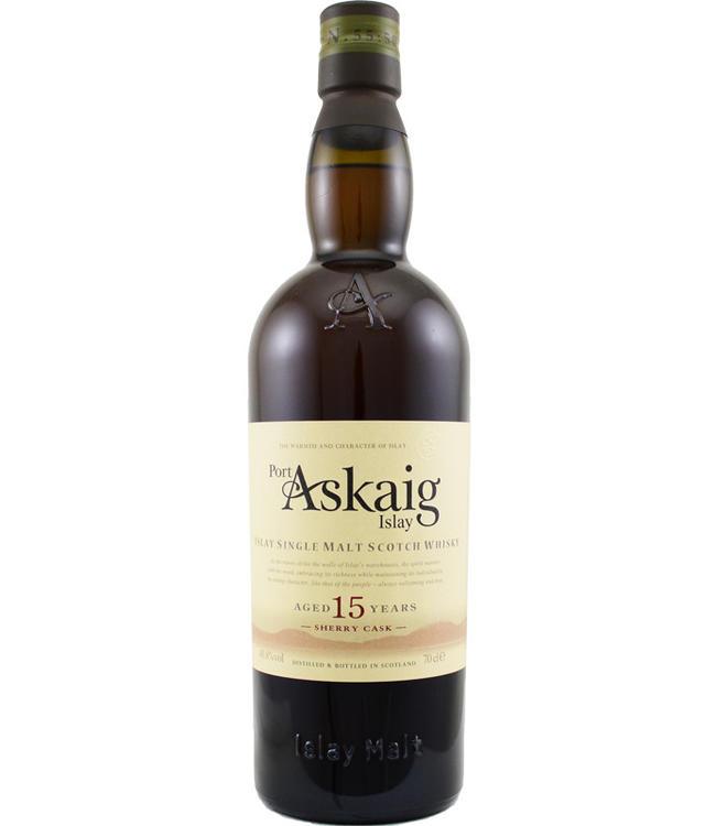Port Askaig Port Askaig 15-year-old - Sherry Cask