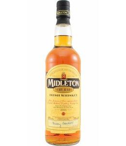 Midleton Very Rare - bottled 2001