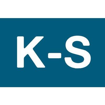 K - S